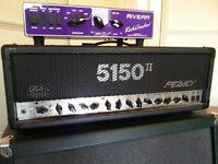 Peavey 5150 II Guitar Amp – Freshly revalved and MOT'd – THE HOLY GRAIL OF MODERN METAL TONE!