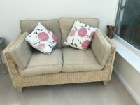Conservatory Sofa Marks and Spencer.