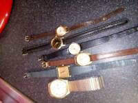 Job lot of watches
