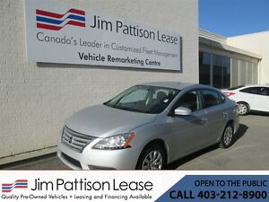 2015 Nissan Sentra 1.8L S Series 4 Door Sedan w/Bluetooth