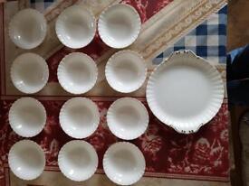 Royal Albert Set of 13 pieces