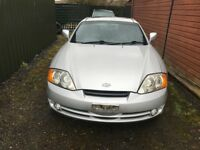 Hyundai COUPE 2.7 SPORT AUTOMATIC SILVER FAST CAR