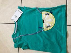 Marks and Spencer girls t-shirt 2-3 yrs