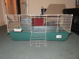 Rabbit / Small Animal Travel or Housing Cage