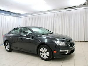 2015 Chevrolet Cruze PRICE REDUCED!! LT TURBO SEDAN w/ BACKUP CA