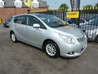 TOYOTA VERSO 2.0 D-4D TR 5dr (7 Seat) (silver) 2011