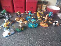 Skylanders set
