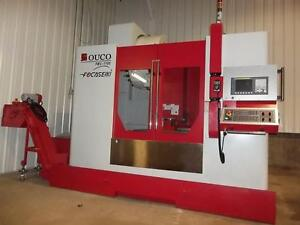 BRAND NEW FOCASEIKI VERTICAL MACHINING CENTER