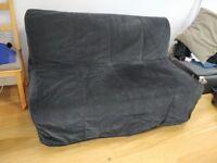 IKEA Lycksele two seat sofa bed