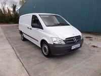 2014 Mercedes Vito 113CDI LWB £11500 Plus Vat