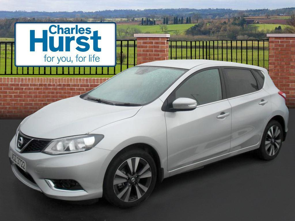 nissan pulsar n connecta dci silver 2017 01 26 in newtownards county down gumtree. Black Bedroom Furniture Sets. Home Design Ideas