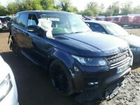 2016 LAND ROVER RANGE ROVER SPORT SDV6 AUTOBIOGRAPHY DYNAMIC NOW BREAKING FOR PARTS
