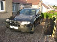 BMW X3 2.0 Diesel Sport 6 Speed Manual, May PX SWAP Audi or BMW 3.0 Diesel