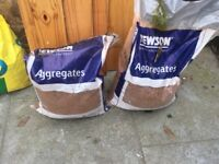 Bags of aggregate x 2nr