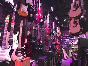 GUITARES  ------------- MUSIQUE REDONE MUSIC