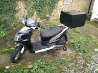 125cc SYM JET 4 Scooter In Good Condition.