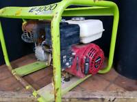 Pramac Honda powered E4000 Generator