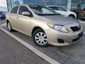 2010 Toyota Corolla CE - AUTO - A/C - POWER LOCKS - LOW KMS
