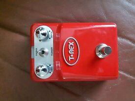 Trex tonebug chorus flanger pedal
