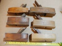 Woodworking Carpenters Vintage Planes