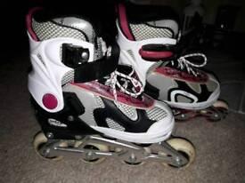 Girls In-line skates