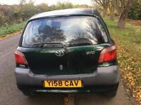 Toyota Yaris For Sale..!