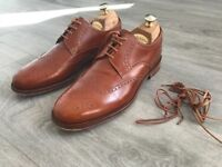 PS by Paul Smith Nevsky Leather Brogue Shoes UK 9/ EUR 43... £65 ONO