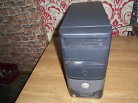 dell desktop tower unit only just after a fresh installation of windows 7 pro fully actavated