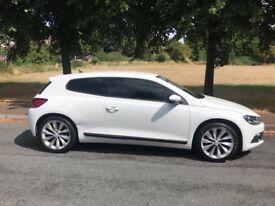 Volkswagen scirocco 2.0 TDI Coupe