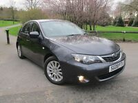 2008 (08 reg) Rare Subaru Impreza 2.0 R 5dr Hatchback, Full Service History, Low miles , Not Turbo.
