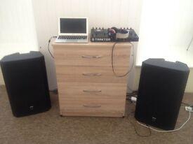 Speaker / PA / Soundsystem FOR HIRE / RENT / RENTAL - £75