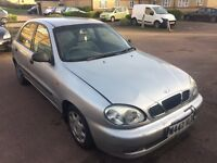 Good Engine, good gearbox, all functioning electric Windows, perfect for new driver car, RCL