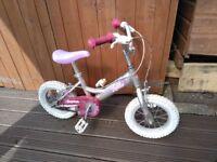 """Girls Lottie Dawes Bike 16"""" wheels"""