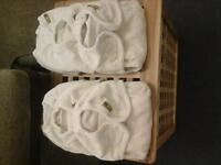 Onelife reusable birth to potty nappies x 8