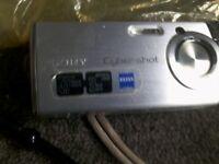 Cyber shot digital camera dsc l1