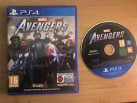 Marvel avengers ps4 £20