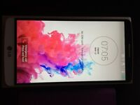 LG G3 with 128gb Memory,octacore processor, Brand New & Boxed,case also 64gb sd