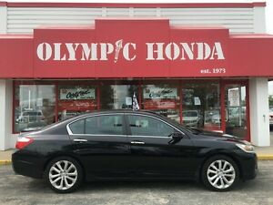 2013 Honda Accord Touring | Keyless Entry | Top of the Line