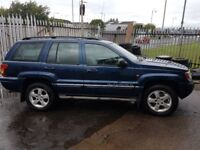 Grand jeep Cherokee, 54 plate 2.7CRD