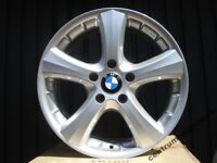 BMW ALLOY WHEELS, 5 NEW ALLOY WHEELS BEST PRICE!!!!!