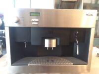 (Like New) Miele CVA 620 integrated Bean to Cup Coffee Machine (RRP £1500+)