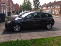 Vauxhall Astra Semi Auto 1.6 litre with Sports Acceleration function