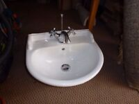 IDEAL STANDARD BATHROOM SINK and MIXER TAP