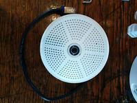 Mobotic Q24M CCTV IP IP65 camera Hemispheric: 3.1 Megapixels (2048 x 1536) commercial grade