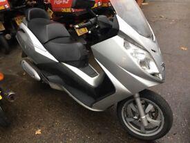Not running - peugeot satelis 250 cc