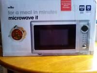 Microwave Hardly used