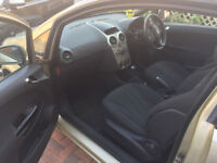 Vauxhall Corsa 2007, 82k, needs a new subframe and spring!