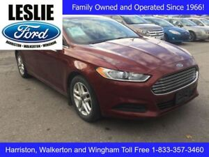 2014 Ford Fusion SE | One Owner | Heated Mirrors