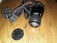 Fuji bridge camera S9200 50X zoom x 2 digital 16 MP