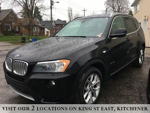 2014 BMW X3 xDrive28i | CAMERA / SENSORS | XENON LIGHTS